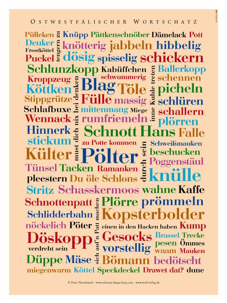 c76050a29e9c9c Poster OWL Wortschatz Pölter - Schöne Dinge Shop