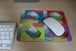 Pop Art Mousepad